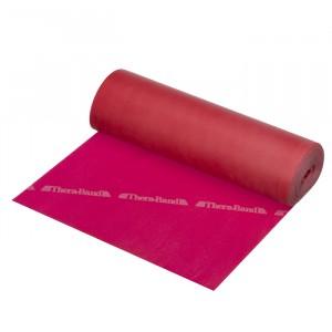 Лента-эспандер красная, средней плотности 12,8 см х 5,50 м Thera-Band