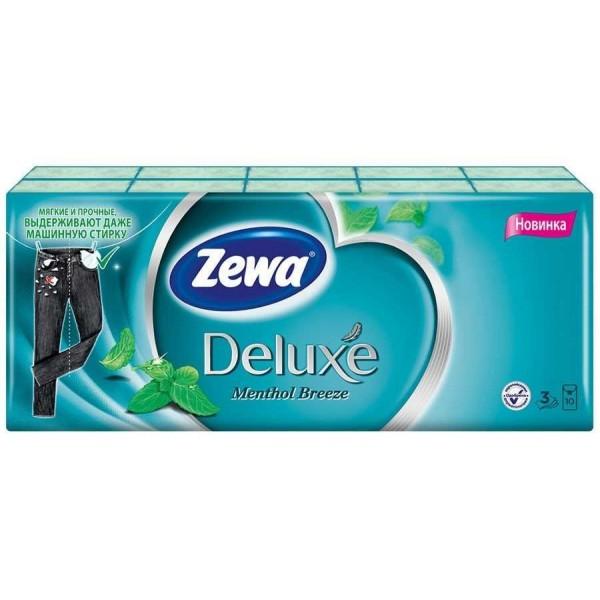 Салфетки Zewa Deluxe