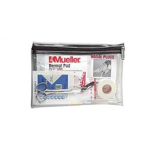 Прозрачная сумка Mueller Clear Zipper Bag Large