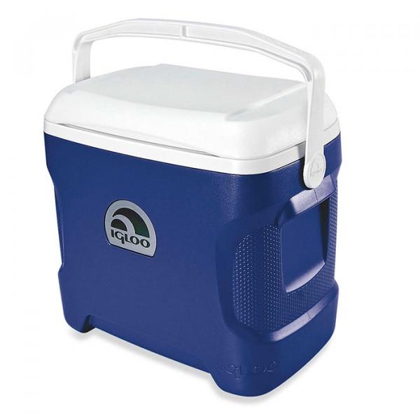 Изотермический контейнер IGLOO CONTOUR 30 (28 л.) синий