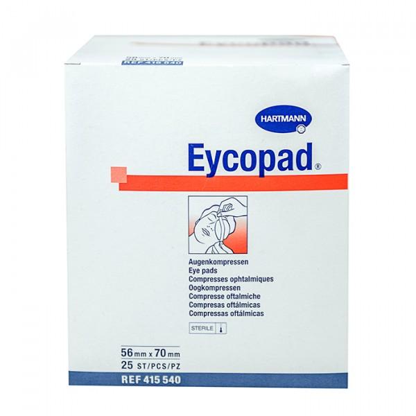 Глазные повязки EYCOPAD 56 х 70 мм