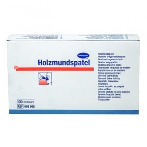 Деревянные шпатели Holzmundspatel 100 шт
