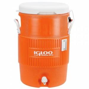 Изотермический контейнер IGLOO 5 GAL (18 л.) оранжевый