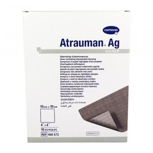 Повязки с серебром ATRAUMAN AG silver 10 х 10