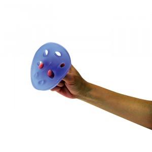 Тренажер для кистей рук XTrainer синий, продвинутый уровень Thera-Band