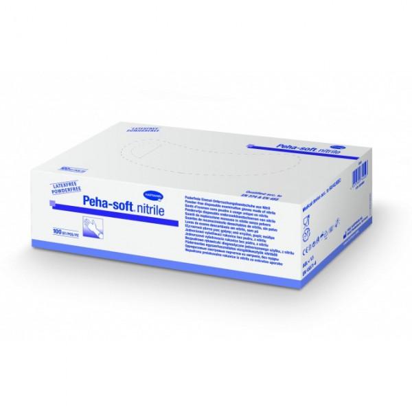 Перчатки диагностические Peha-Soft L 100 шт.
