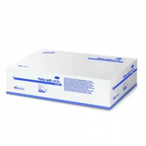 Перчатки диагностические  Peha-soft nitrile fino L 150 шт