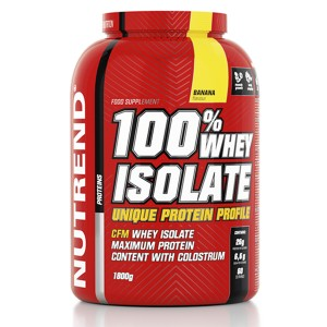 Изолят Whey Isolate 1800 г.