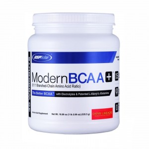 USP Modern Sports Nutrition BCAA+ (ежевика)