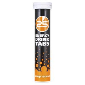 25-й час Energy Drink Tabs 15 таблеток (Апельсиновая карамель)