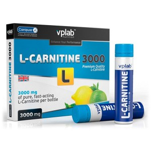 L-carnitine 3000 в амп.
