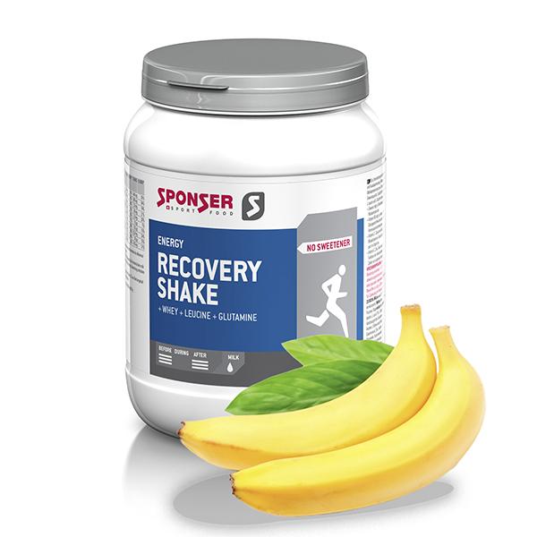 Послетренировочный комплекс Recovery Shake 900 г. (банан)