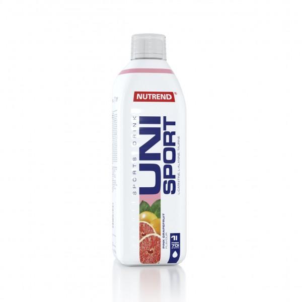 Изотоник Unisport 1000 мл (розовый грейпфрут)
