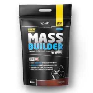 Гейнер Mass Builder 5000 гр. (шоколад)