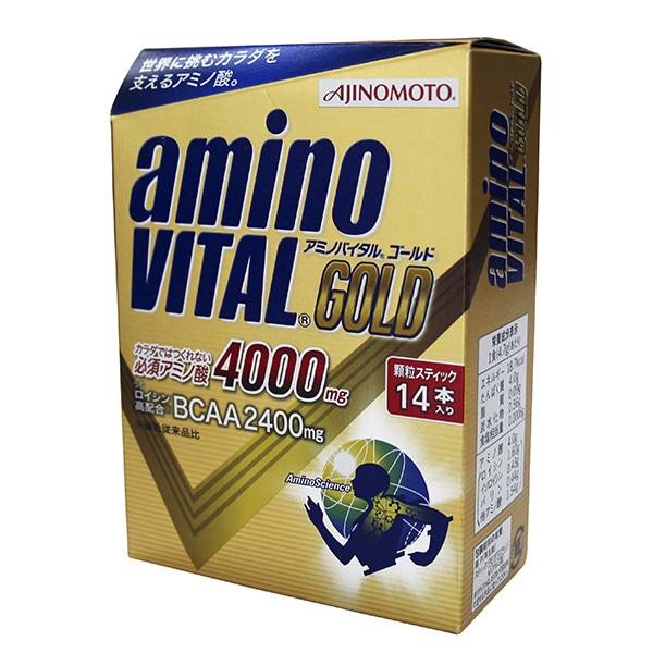 Аминокислотный комплекс Amino Vital Gold 14 пак.