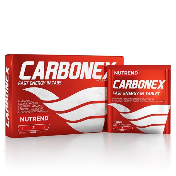Таблетки энергетические Carbonex