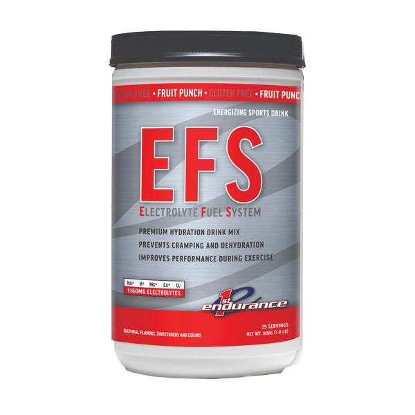 Изотоник EFS DRINK (фруктовый пунш)