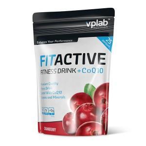 Напиток витаминно-минеральный FitActive Isotonic Drink (клюква)