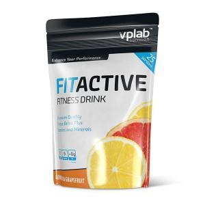 Напиток витаминно-минеральный FitActive Isotonic Drink (лимон-грейпфрут)