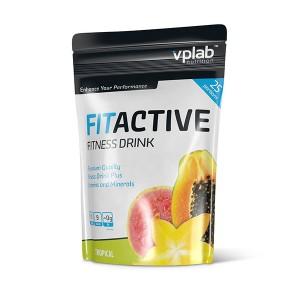 Напиток витаминно-минеральный FitActive Isotonic Drink (тропик)
