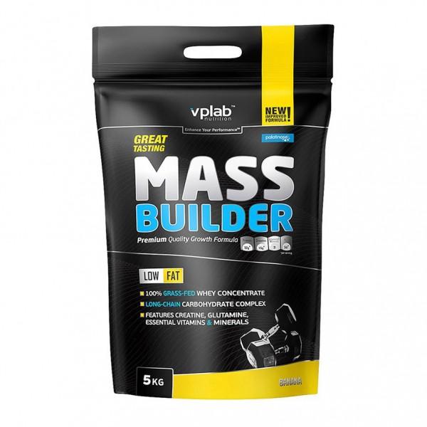 Гейнер Mass Builder 5000 гр. (банан)