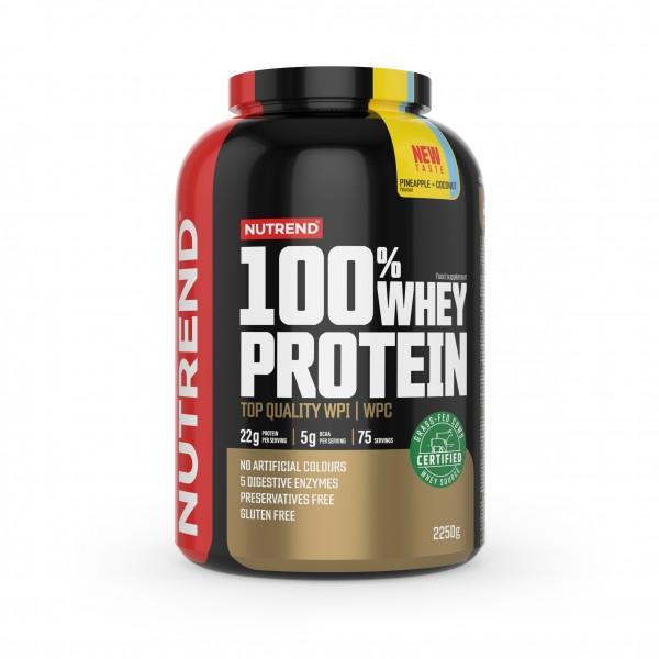 Протеин Whey Protein 2250 г. (ананас-кокос)
