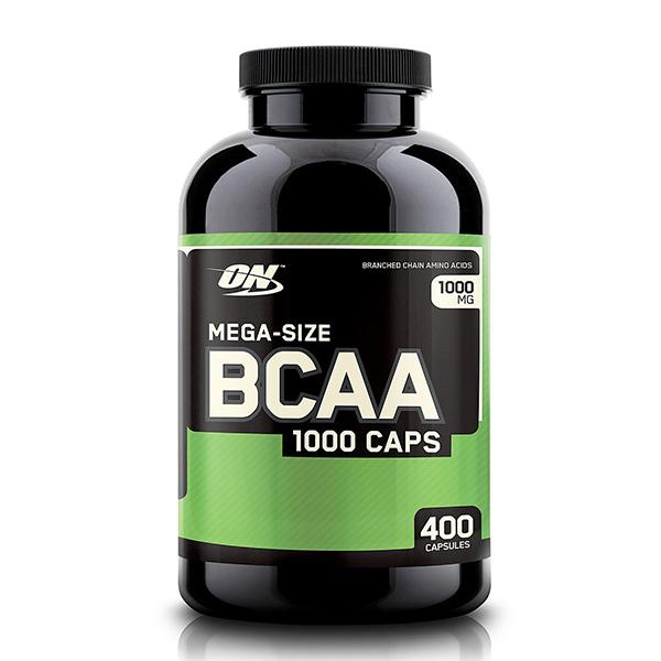 Аминокислотный комплекс BCAA 1000, 400 капс.