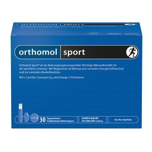 Витамины Ортомол Sport