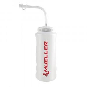 Бутылка для воды с соломинкой Mueller
