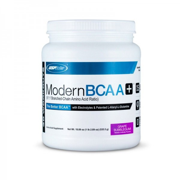 USP Modern Sports Nutrition BCAA+ (жевачка)
