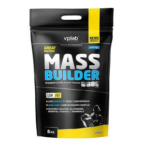 Гейнер Mass Builder 5000 гр.